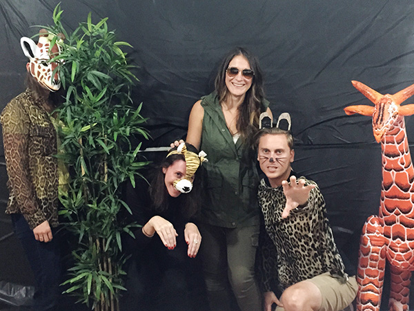Zookeeper and Her Animals